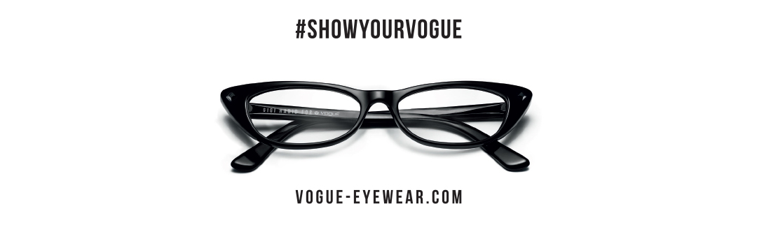 #showyourvogue